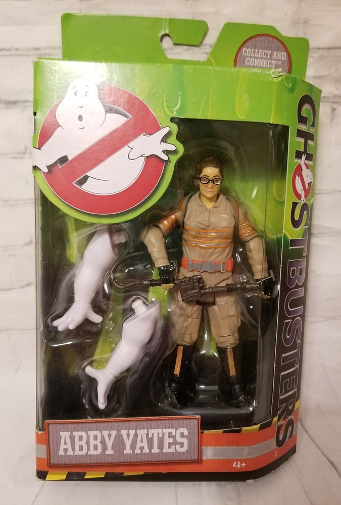 Ghostbusters Toy Figure Answer the Call Melissa McCarthy Abby Yates 6