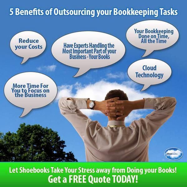 We take your STRESS way from doings your books, while you get to focus on growing your #business!  ☑ We Can Do Everything For You ☑ Or You Do Some  We Take Care Of The Rest  Here's how we can help you - http://www.shoebooks.com.au/bookkeeping