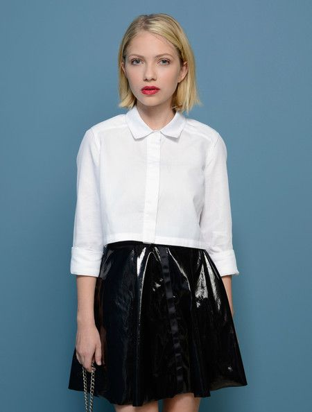 Tavi Gevinson Likens Fashion Week to 'Homework,' Acting Is Her Thing Now