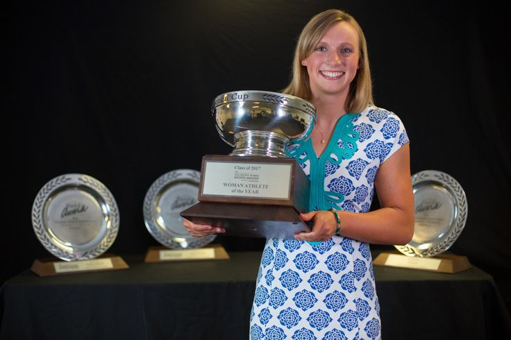Stanford Swimming Sensation Katie Ledecky Is Named Collegiate Woman Athlete of the Year