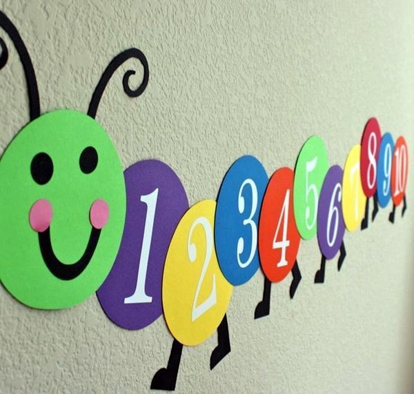 25 best ideas about preschool classroom decor on for Preschool wall art ideas