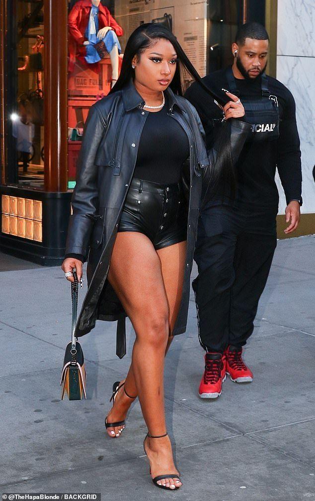 Megan Thee Stallion S Shooting Shows Just How Little Society Values Black Women Femestella In 2020 Black Girl Aesthetic Leather Street Style Women