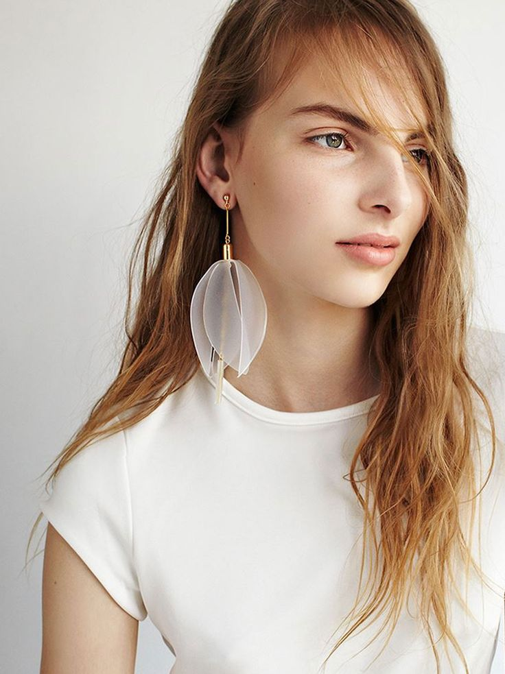 Haliaka One-piece Earring by Karman - buy online at Designrs.co