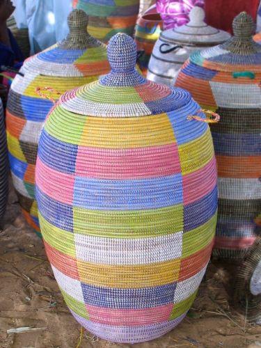 7 Best Senegalese Baskets Images On Pinterest Storage