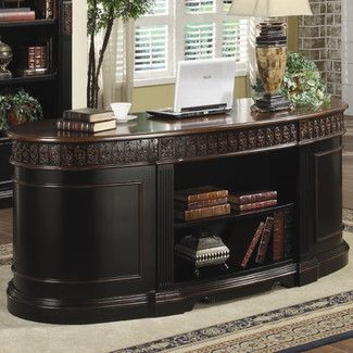 Found it at Wayfair Supply   Wildon Home   Troy Oval Executive Deskhttp. 81 best Furniture images on Pinterest