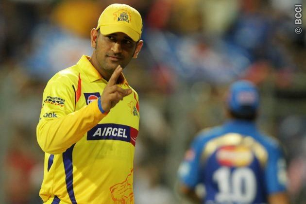 Will MS deliver a third trophy to CSK? The man is at his best in crunch moments in tournaments. MI beware...