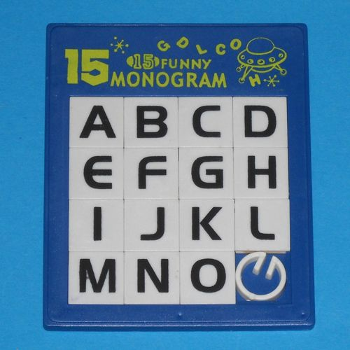 Schuifpuzzel ABC - Online speelgoed: Tegen zeer lage prijs. Ideaal voor uitdelen bij verjaardagsfeestjes, grabbelboxen.. SNELLE levering - VEILIG betalen