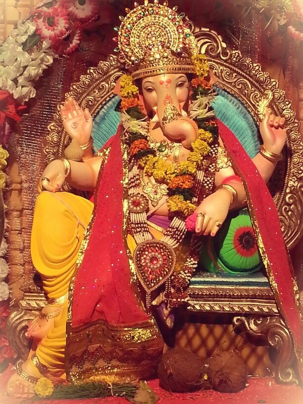 The most learned one .... GANESHA