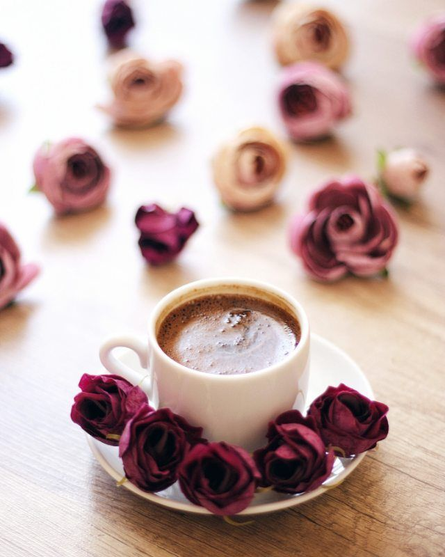 Turkish coffee ❤️☕️ / By Selin Ozanli