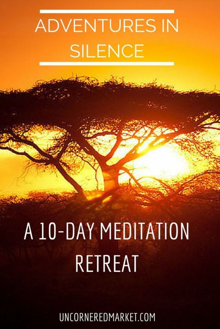 My story about completing a 10-day Vipassana silent meditation retreat in Malaysia. Here's all you need to know on how to find a course, what to expect and why you might want to do one: http://uncorneredmarket.com/vipassana-meditation-retreat/
