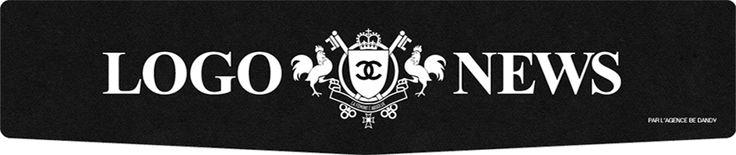LOGONEWS — Les news des logos, l'actualité des identités visuelles par l'agence Be dandy