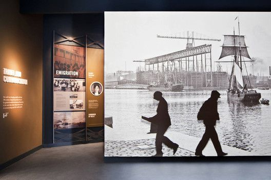 Titanic Belfast,© Christopher Heaney
