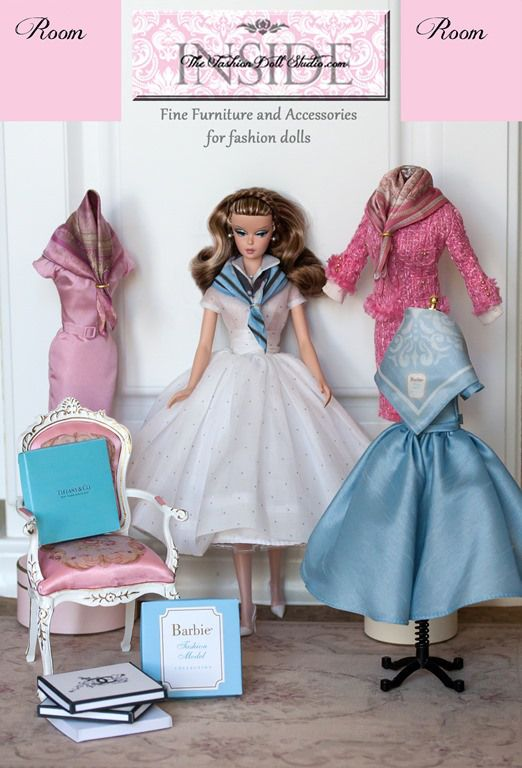 2014 barbie convention | 2014 National Barbie Doll Collectors Convention… | Inside the ...