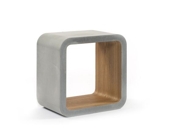 71 71wahidsingle 600x441 The Trend For Using Concrete In Interior   Design  Schaukelstuhl Beton Paulsberg