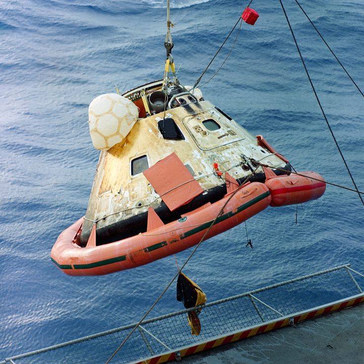 apollo 10 recovery ship - photo #37
