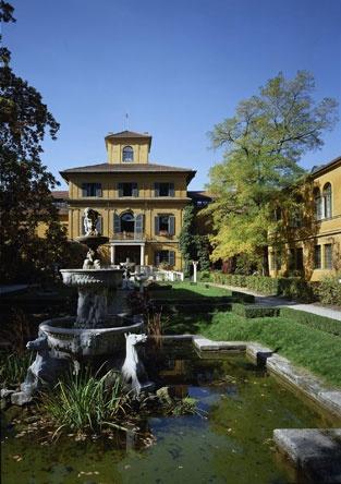 Uno de mis museos favoritos: Lenbachhaus en Munich