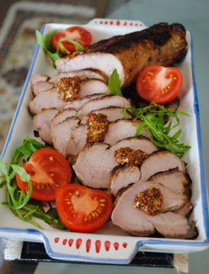 Невыразимая легкость кулинарного бытия...: Запеченная свиная вырезка