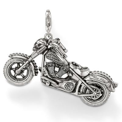 Thomas Sabo Pendant Spring Clasp Motorcycle