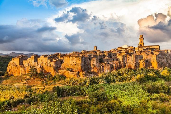 Le 15 Città italiane più colorate d'autunno