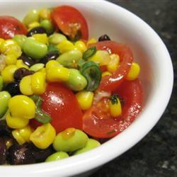 uk 20 healthy salad recipes recipes i like 34 1 garlicky tomato salad ...