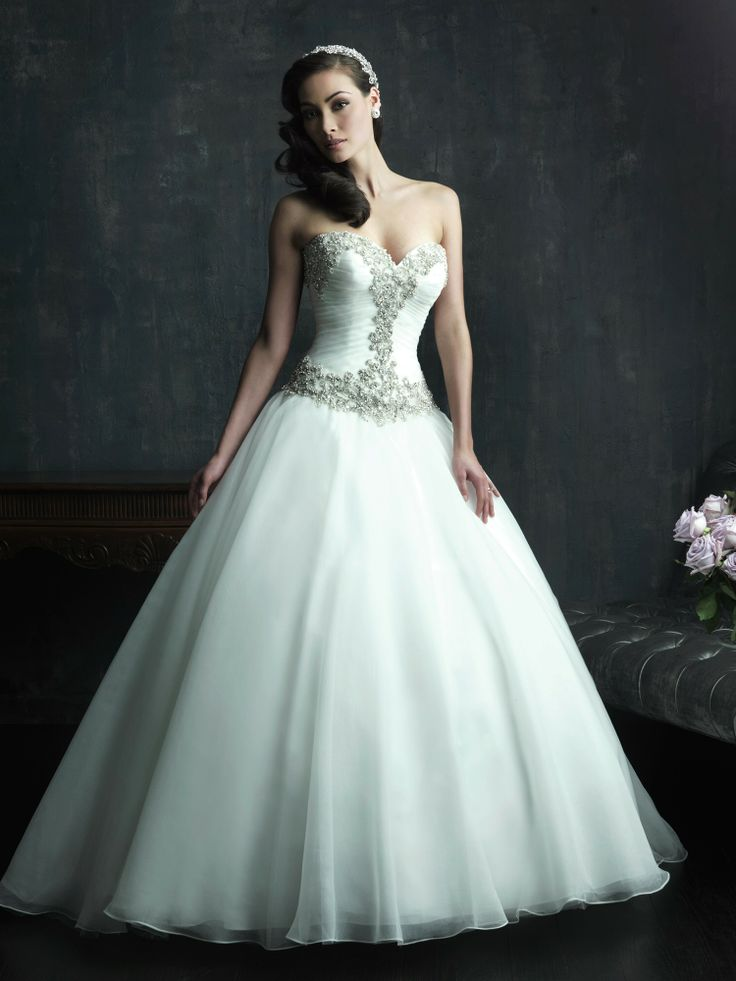 99 best WEDDING DRESSES <3 images on Pinterest | Homecoming dresses ...