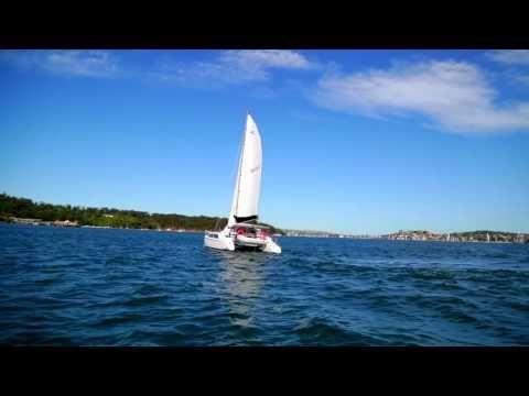 Basics of Catamaran Sailing - http://sailinghq.net/basics-of-catamaran-sailing/