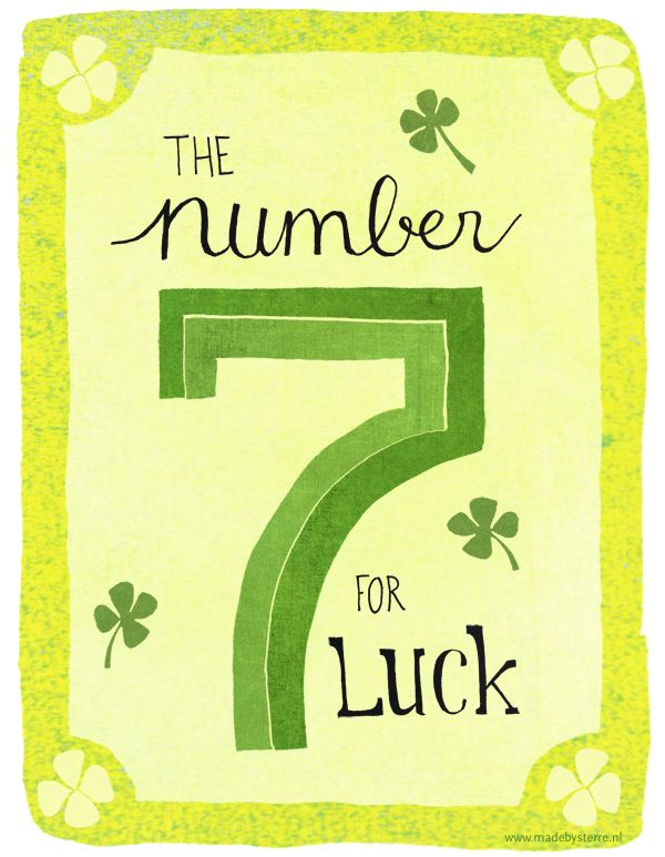 93 best seven is more than a number images on pinterest - Lucky number 7 wallpaper ...