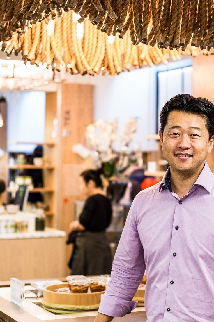 We visited Japan Centre's new flagship shop in the heart of London with Hideki Hiwatashi, executive chef of Japanese restaurant Sake no Hana. Take a look at what's new and some of Hideki's top picks.