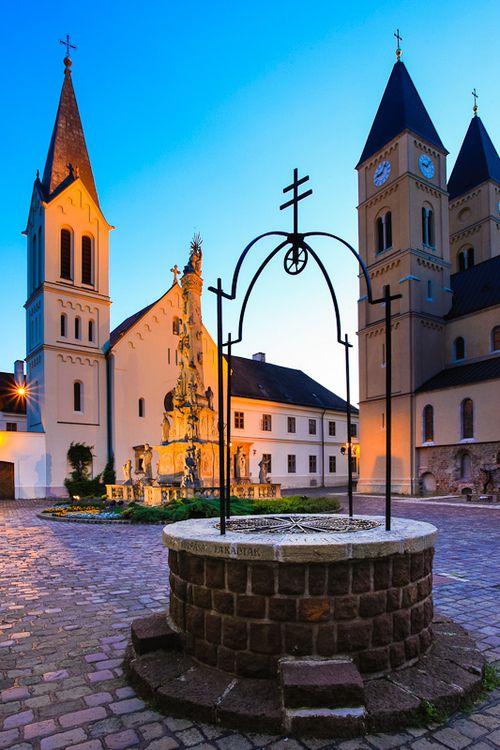 Veszprém, Hungary.........................d