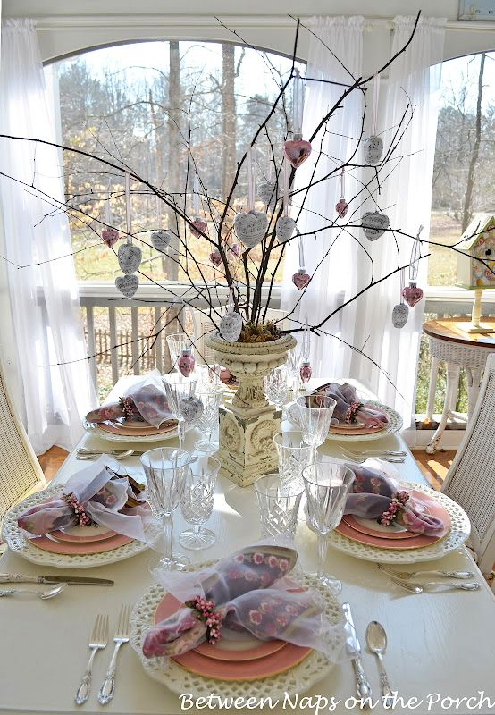 56 Best Images About Valentine 39 S Decor And Ideas On