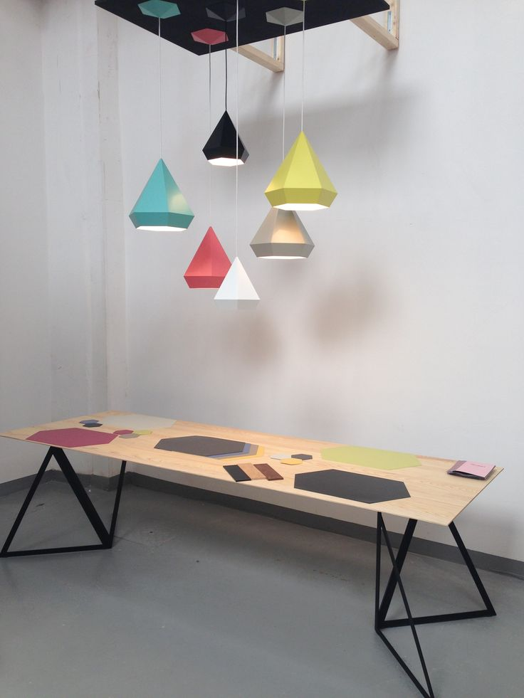 Fuorisalone Milano 2015 | Diamond and Steel Stand by NEO/CRAFT