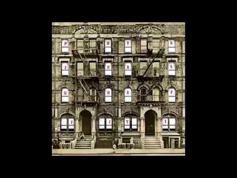 Led Zeppelin - The Rover (Physical Graffiti)