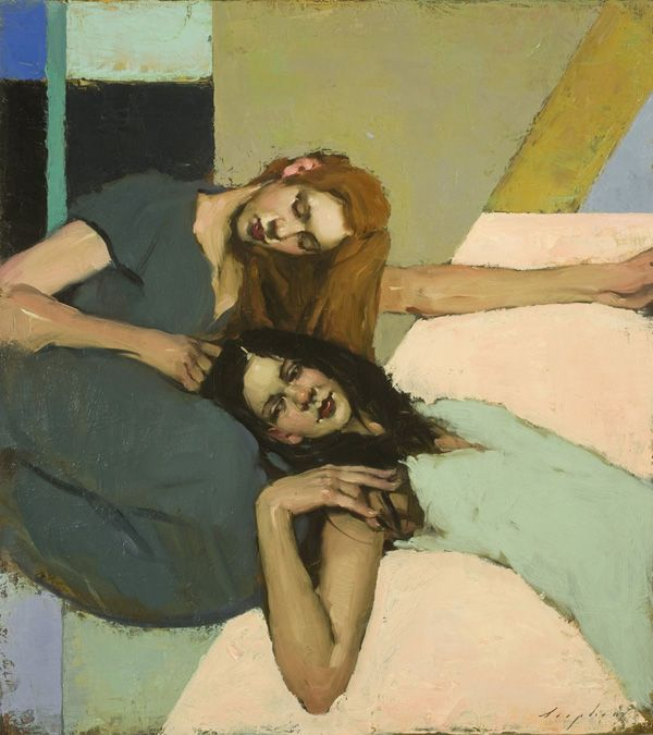 The Artistic Anatomy Blog | Various works by Malcolm T. Liepke