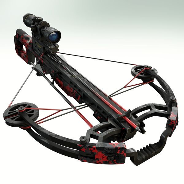 Tactical Crossbow by PaulV3Design on deviantART