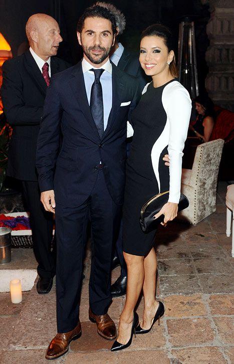 Eva Longoria Dating, Steps Out With New Boyfriend Jose Antonio Baston - Us Weekly
