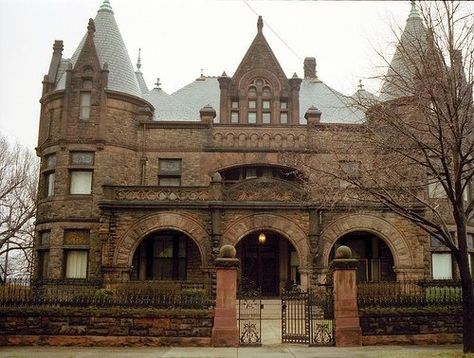 Sorg Mansion, middletown, Ohio