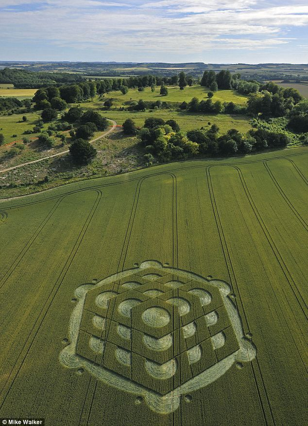 Facts About Badbury Rings