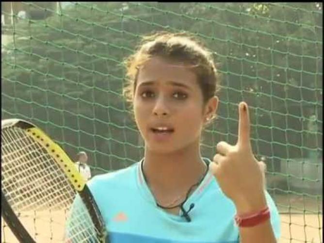 India´s top player Ankita Raina scores breakthrough win at WTA Nan Chang event