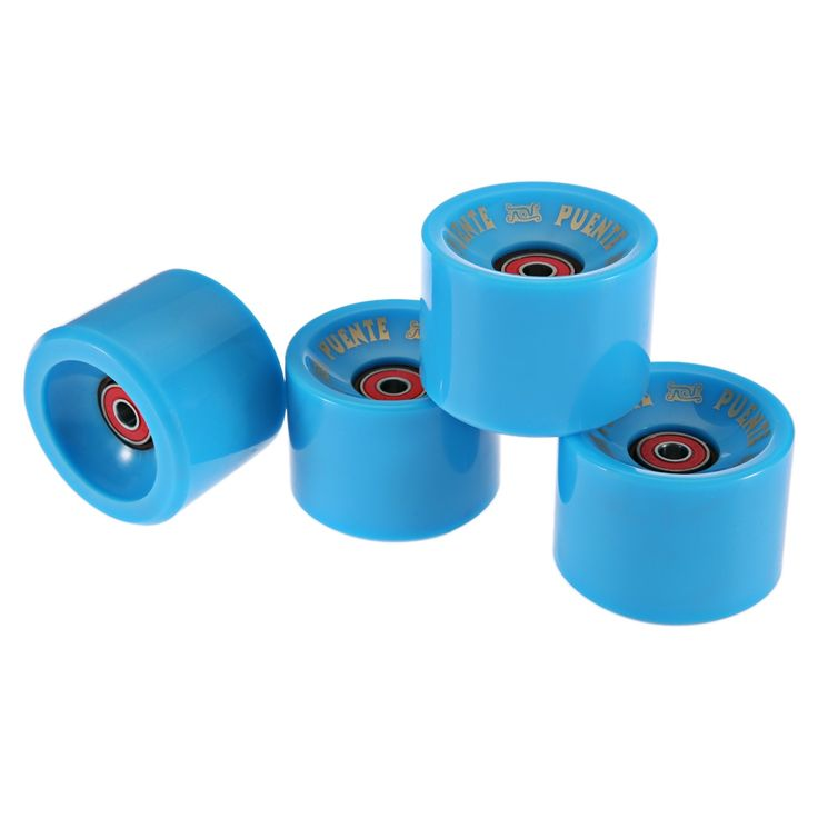 4pcs 70 x 51MM Outdoor Sport Skateboarding Wheel Skate Bearing Skateboard Accessories #Affiliate
