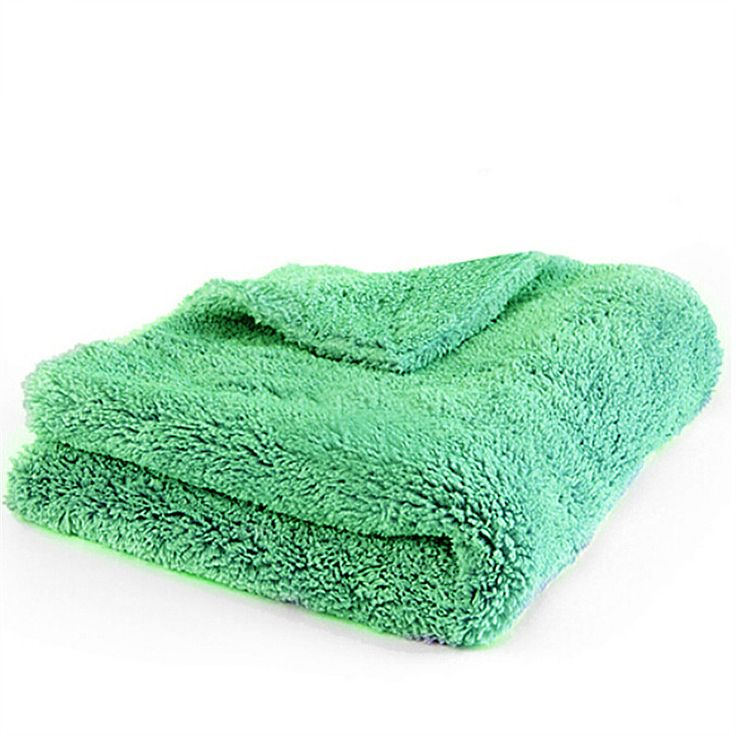 """BEST!!!Plush Microfiber Edgeless Towel 16""""X16"""" 100% Scratch Free Perfect For Auto Detailing,Washing,Interior Cleaning"""