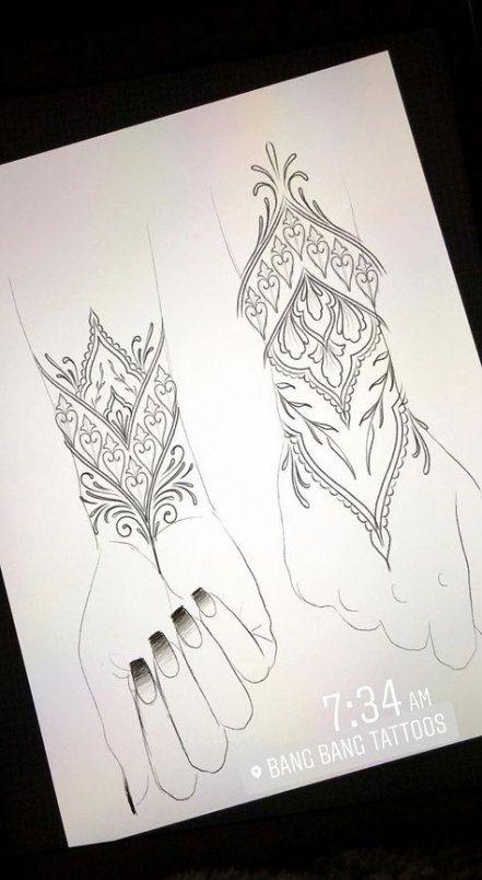 Tattoo wrist design inspiration 16 Ideas