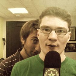 Michael Jones // Gavin Free {RoosterTeeth + Achievement Hunter}