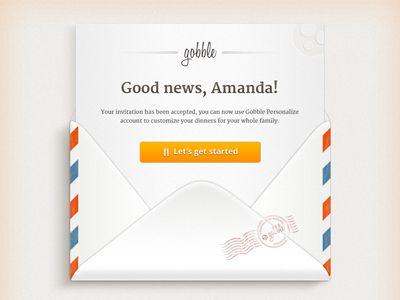 Gobble newsletter