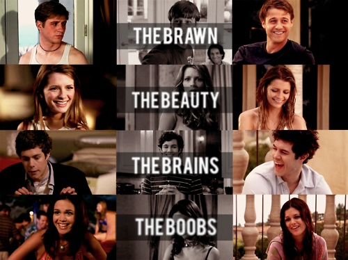 I can watch the OC all day