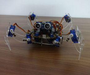 7 best project images on pinterest arduino crafts and drones quattro the arduino quadruped robot fandeluxe Images
