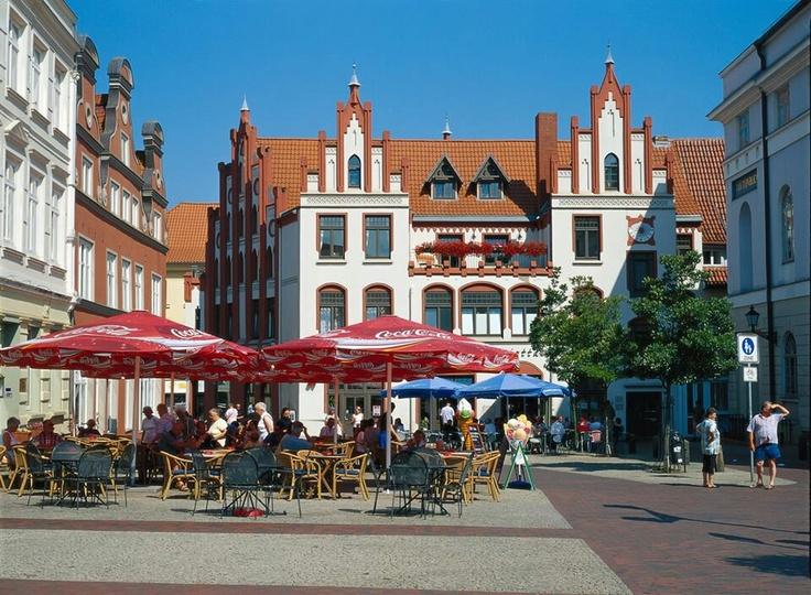 Historic Centres of Stralsund and Wismar (UNESCO) - Mecklenburg-Vorprommern, Germany
