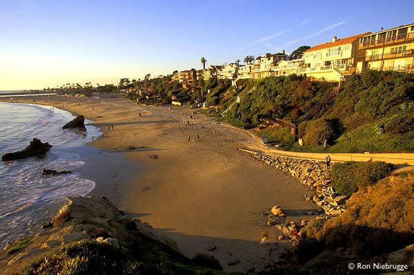 Corona Del Mar...I took my kids here every summer nearly every day when we lived there...they loved the water and the hiking we did....