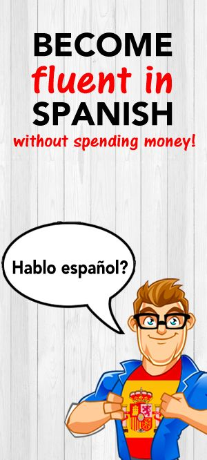 Learn how to speak Spanish without paying any money using Duolingo, Netflix, language exchanges and a lot of practice. http://www.davidhay.org/learn-spanish-without-spending-money-how-i-became-fluent-in-12-months/