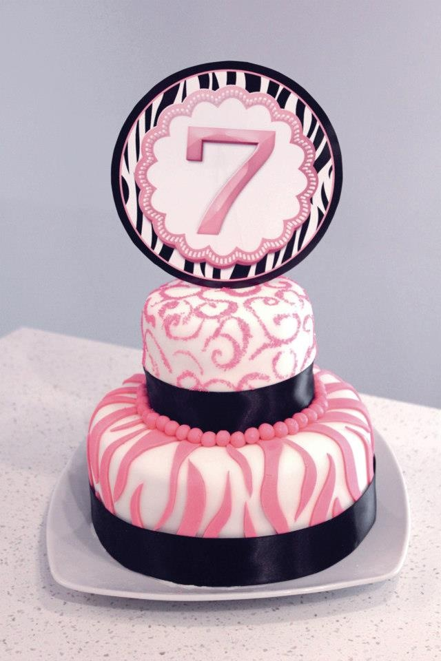 18 Best Cake Ideas For A 7 Year Old Images By Colette