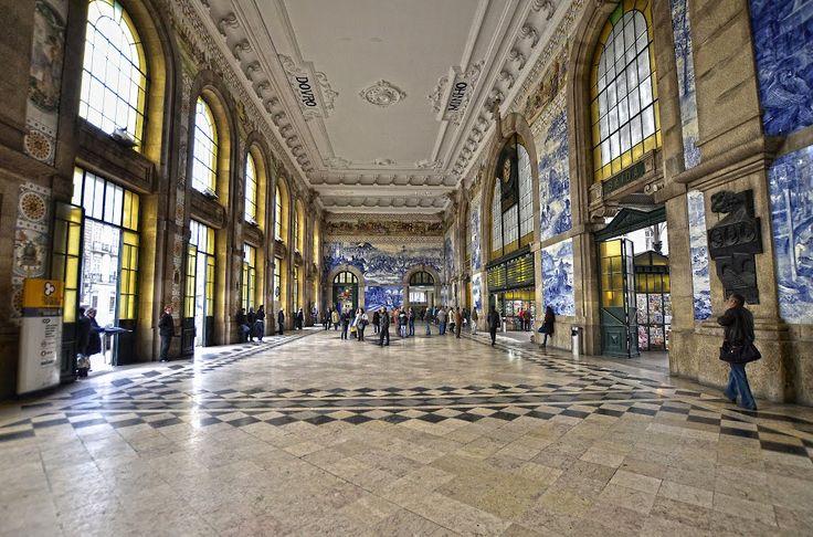 Portugal-Porto *Estação de S. Bento*